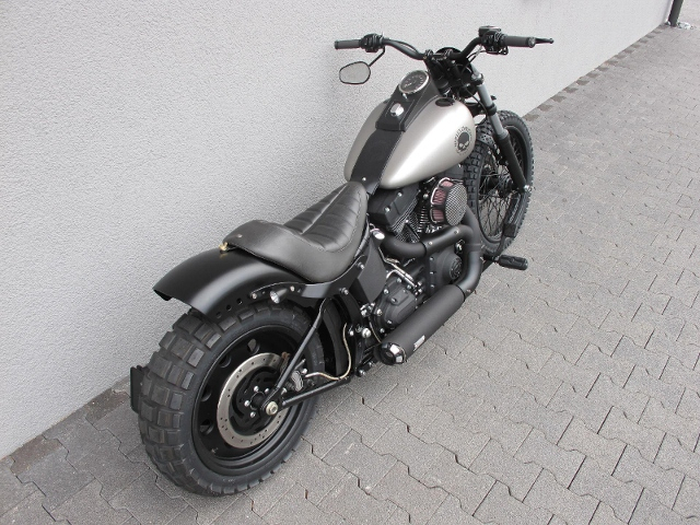 Motorrad kaufen HARLEY-DAVIDSON FXSTB 1584 Softail Night Train Occasion
