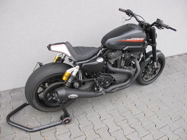 Motorrad kaufen HARLEY-DAVIDSON XR 1200 X Sportster Occasion