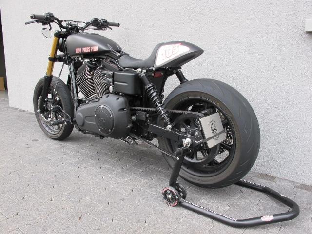 Motorrad kaufen HARLEY-DAVIDSON FXDF 1690 Dyna Fat Bob Occasion