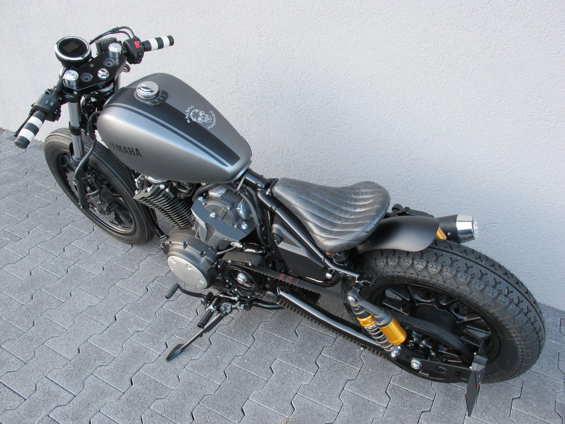 buy motorbike pre owned yamaha xv 950 r abs rag bag. Black Bedroom Furniture Sets. Home Design Ideas