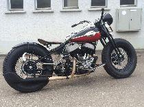 Acheter moto HARLEY-DAVIDSON WLC BOBBER Indifférent