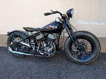 Motorrad kaufen Oldtimer HARLEY-DAVIDSON WLC