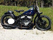 Acheter moto HARLEY-DAVIDSON WL Racer-Bobber Indifférent