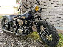 Motorrad kaufen Oldtimer HARLEY-DAVIDSON FL