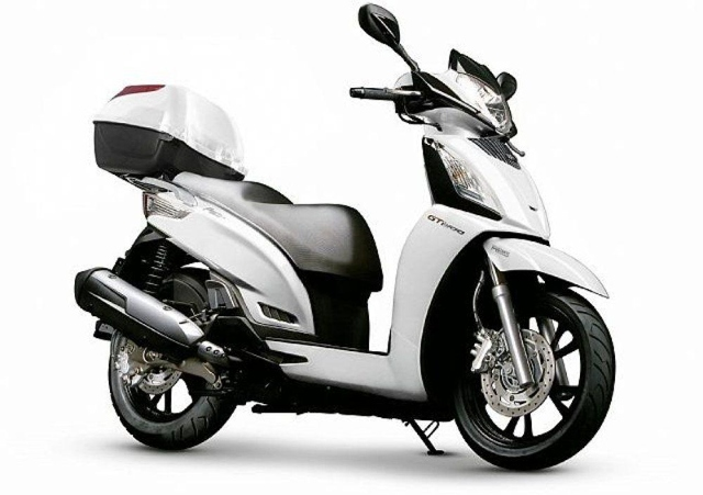 Motorrad kaufen KYMCO People GTI 300 ABS Occasion