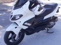 Motorrad kaufen Occasion GILERA Nexus 300 (roller)