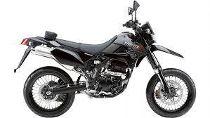 Motorrad kaufen Occasion KAWASAKI D-Tracker 125 (enduro)