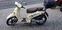 Motorrad kaufen Occasion KYMCO People 50 (roller)