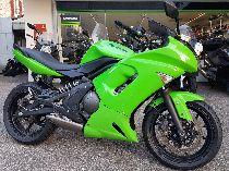 Motorrad kaufen Occasion KAWASAKI ER-6f (sport)
