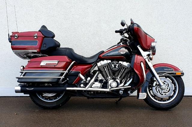 Motorrad kaufen HARLEY-DAVIDSON FLHTCU 1584 Electra Glide Ultra Classic Occasion
