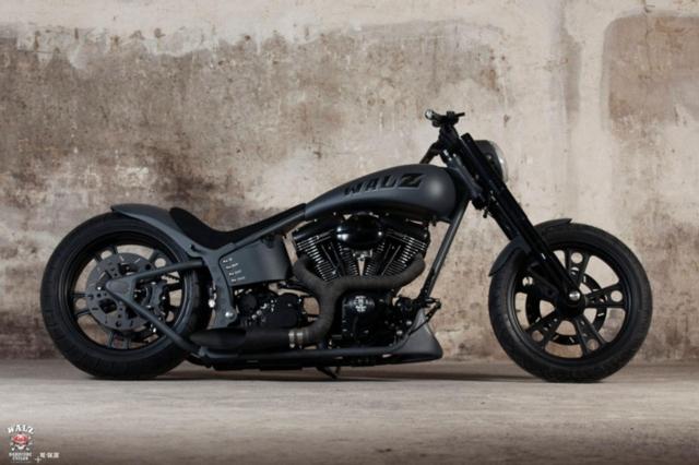 Motorrad kaufen WALZ HARDCORE Alle ADRENALIN Vorführmodell