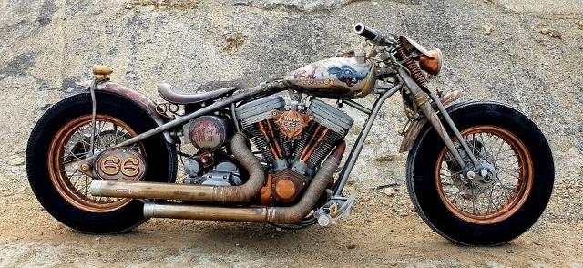 Motorrad kaufen HARLEY-DAVIDSON Spezial TGS MOTORCYCLES Occasion