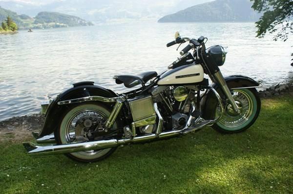 Motorrad kaufen HARLEY-DAVIDSON FLH 1200 SHOVELHEAD Oldtimer