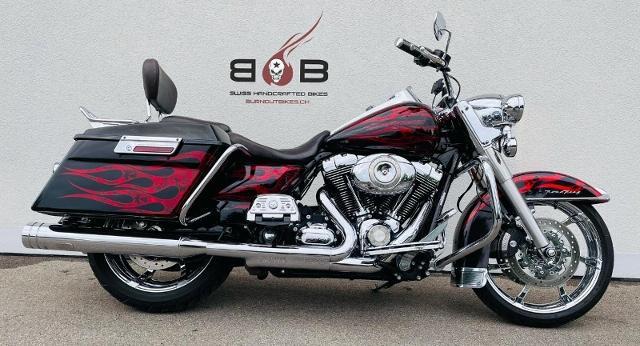 Motorrad kaufen HARLEY-DAVIDSON FLHR 1584 Road King ABS Occasion