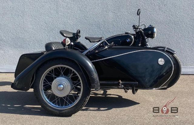 Motorrad kaufen BMW R50 SPORT VETERAN Oldtimer