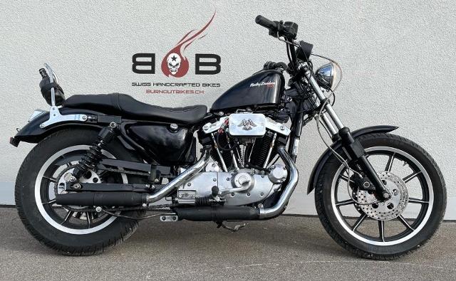 Motorrad kaufen HARLEY-DAVIDSON XLX IRONHEAD Oldtimer