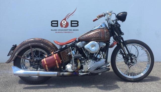 Motorrad kaufen HARLEY-DAVIDSON FL 1200 KNUCKLEHEAD Oldtimer