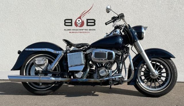 Motorrad kaufen HARLEY-DAVIDSON andere/autre FLH SHOVELHEAD Occasion