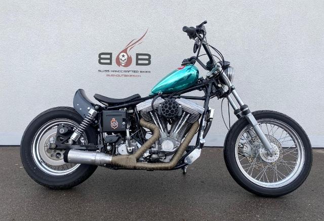 Motorrad kaufen HARLEY-DAVIDSON FXE 1340 Super Glide Occasion
