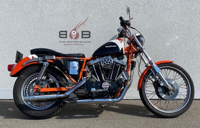Motorrad kaufen HARLEY-DAVIDSON XLS 1000 IRONHEAD Oldtimer