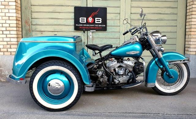 Motorrad kaufen HARLEY-DAVIDSON Servi Car Veteran Oldtimer