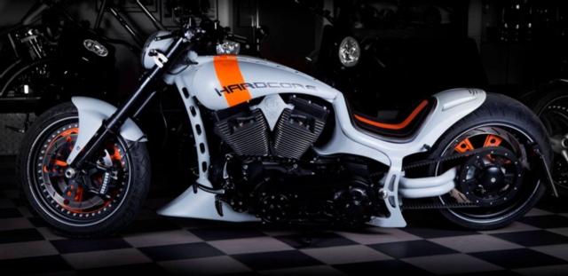 Motorrad kaufen WALZ HARDCORE Alle GRAND PRIX Vorführmodell