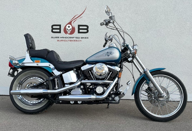 Motorrad kaufen HARLEY-DAVIDSON FXSTC 1340 Softail Custom Occasion