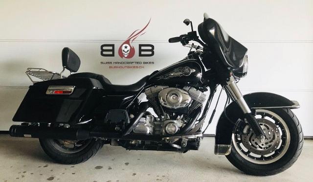 Motorrad kaufen HARLEY-DAVIDSON FLHT 1584 Electra Glide Occasion