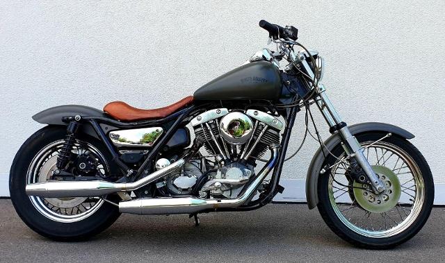 Motorrad kaufen HARLEY-DAVIDSON FXR 1340 Super Glide SHOVELHEAD Occasion