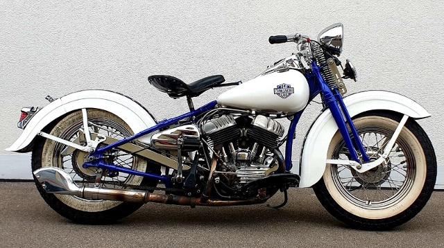 Motorrad kaufen HARLEY-DAVIDSON WL FLATHEAD Oldtimer