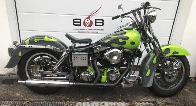 Motorrad kaufen HARLEY-DAVIDSON FLH SHOVELHEAD Oldtimer