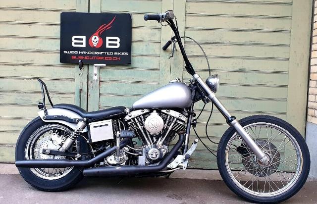 Motorrad kaufen HARLEY-DAVIDSON Spezial SHOVELHEAD Occasion