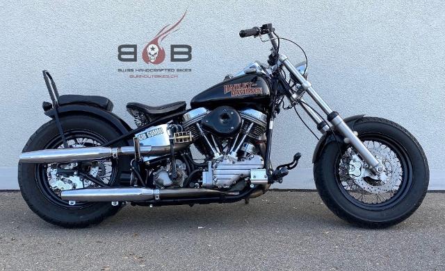 Motorrad kaufen HARLEY-DAVIDSON FL PANHEAD TOP ZUSTAND Oldtimer