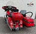 HARLEY-DAVIDSON Electra Glide Shovelhead Sidecar VETERANENFAHRZEUG Oldtimer