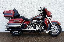 Motorrad kaufen Occasion HARLEY-DAVIDSON FLHTCU 1584 Electra Glide Ultra Classic (touring)