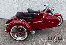 Motorrad kaufen Oldtimer HARLEY-DAVIDSON PANHEAD GESPANN