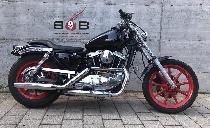 Motorrad kaufen Oldtimer HARLEY-DAVIDSON XLX
