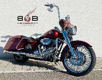 Motorrad kaufen Occasion HARLEY-DAVIDSON FLHRSE5 CVO 1801 Road King ABS (custom)