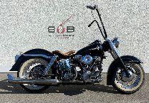 Motorrad kaufen Oldtimer HARLEY-DAVIDSON FL PANHEAD