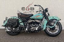 Motorrad kaufen Oldtimer HARLEY-DAVIDSON WLC FLATHEAD (touring)