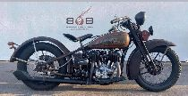 Motorrad kaufen Oldtimer HARLEY-DAVIDSON VL FLATHEAD