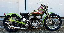 Motorrad kaufen Oldtimer HARLEY-DAVIDSON WL
