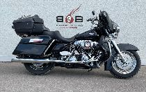Motorrad kaufen Occasion HARLEY-DAVIDSON FLHTCUSE 1802 Screamin Eagle Ultra (touring)