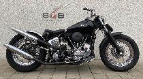 Motorrad kaufen Oldtimer HARLEY-DAVIDSON FL PANHEAD (touring)