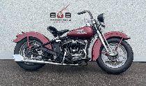 Motorrad kaufen Oldtimer HARLEY-DAVIDSON WL FLATHEAD