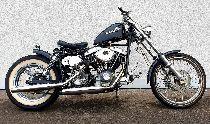Motorrad kaufen Oldtimer HARLEY-DAVIDSON SHOVELHEAD