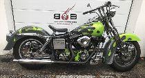 Motorrad kaufen Oldtimer HARLEY-DAVIDSON FLH