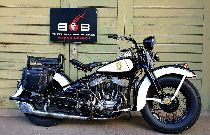 Motorrad kaufen Oldtimer HARLEY-DAVIDSON WLC  FLATHEAD