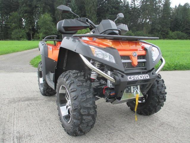 Motorrad kaufen CF MOTO Terralander 800 EFI  EPS 4x4 Neufahrzeug