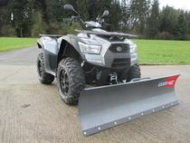 Töff kaufen KYMCO MXU 700 i 4x4 Winter Edition Quad Atv Ssv